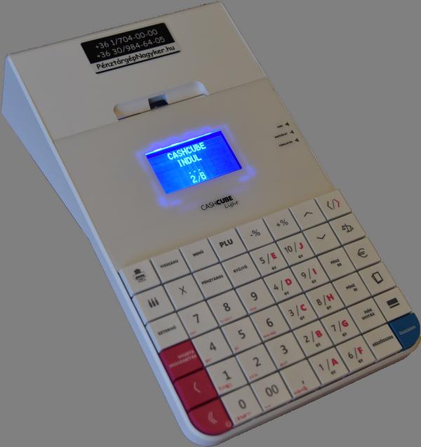 CashCube Light pénztárgép