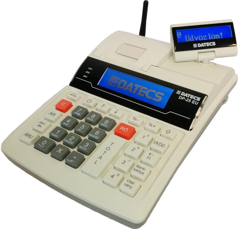 Datecs Dp-25 pénztárgép